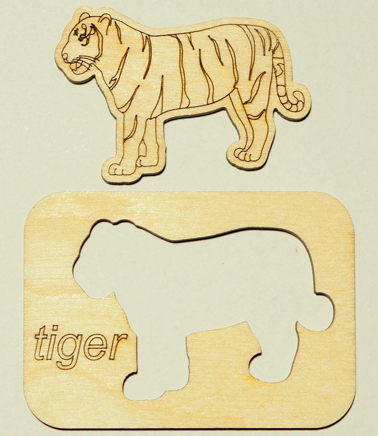 Animals puzzle szótár 9